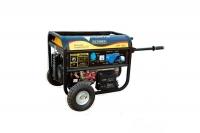 Генератор бензиновый Forte FG6500EA + Автоматика